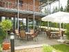 Seniorenheim Schlossblick - Terrasse: Vergrößerung in einer Lightbox öffnen